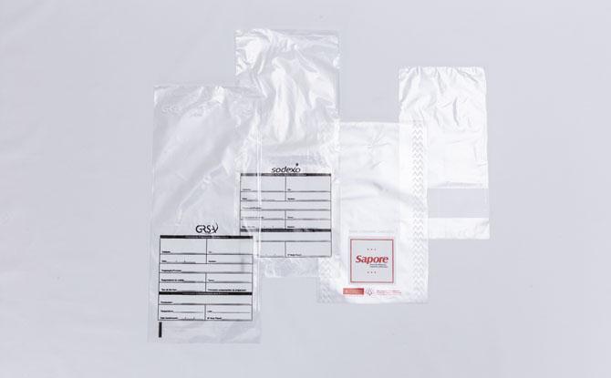 PRODUTOS ESPECIAIS: sacolas plásticas especiais